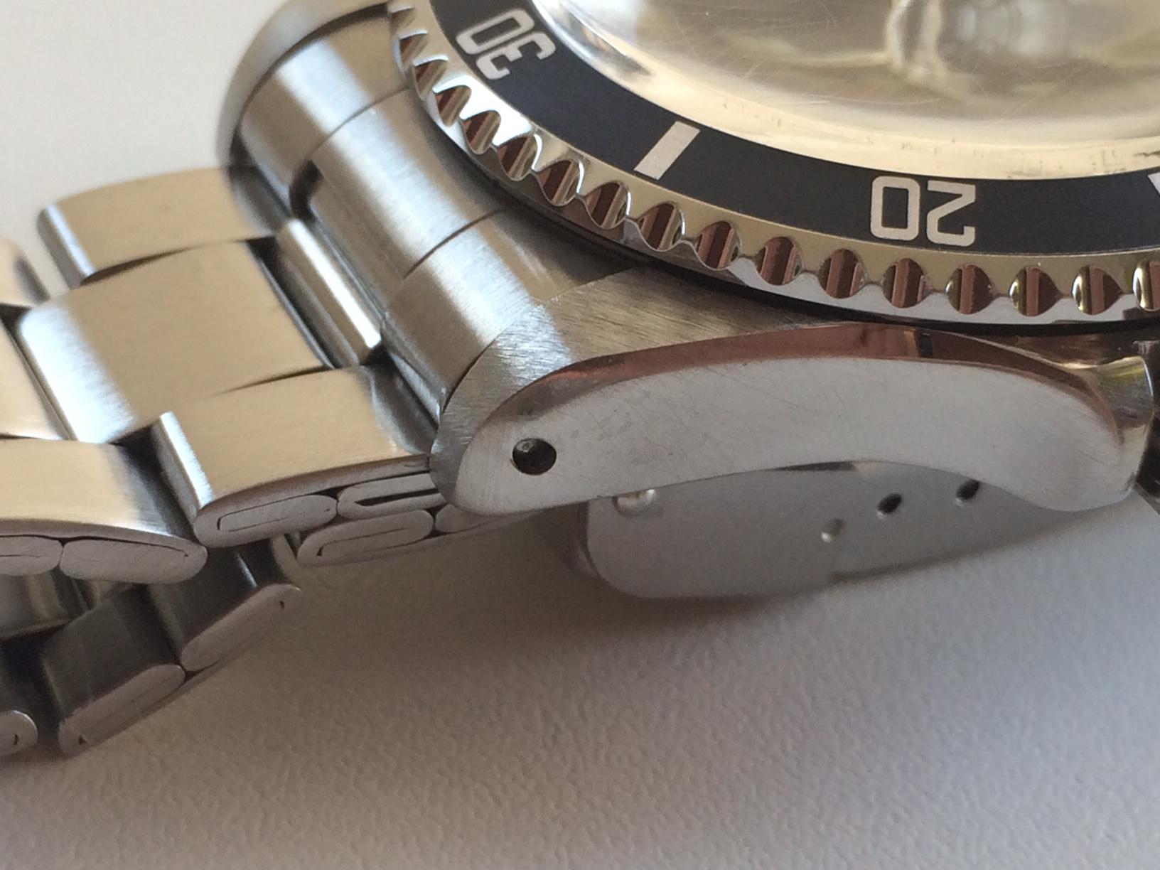Κατασκευή – Rolex 5513 Tiffany & Co με Custom Καντράν - Ιδιοκατασκευές