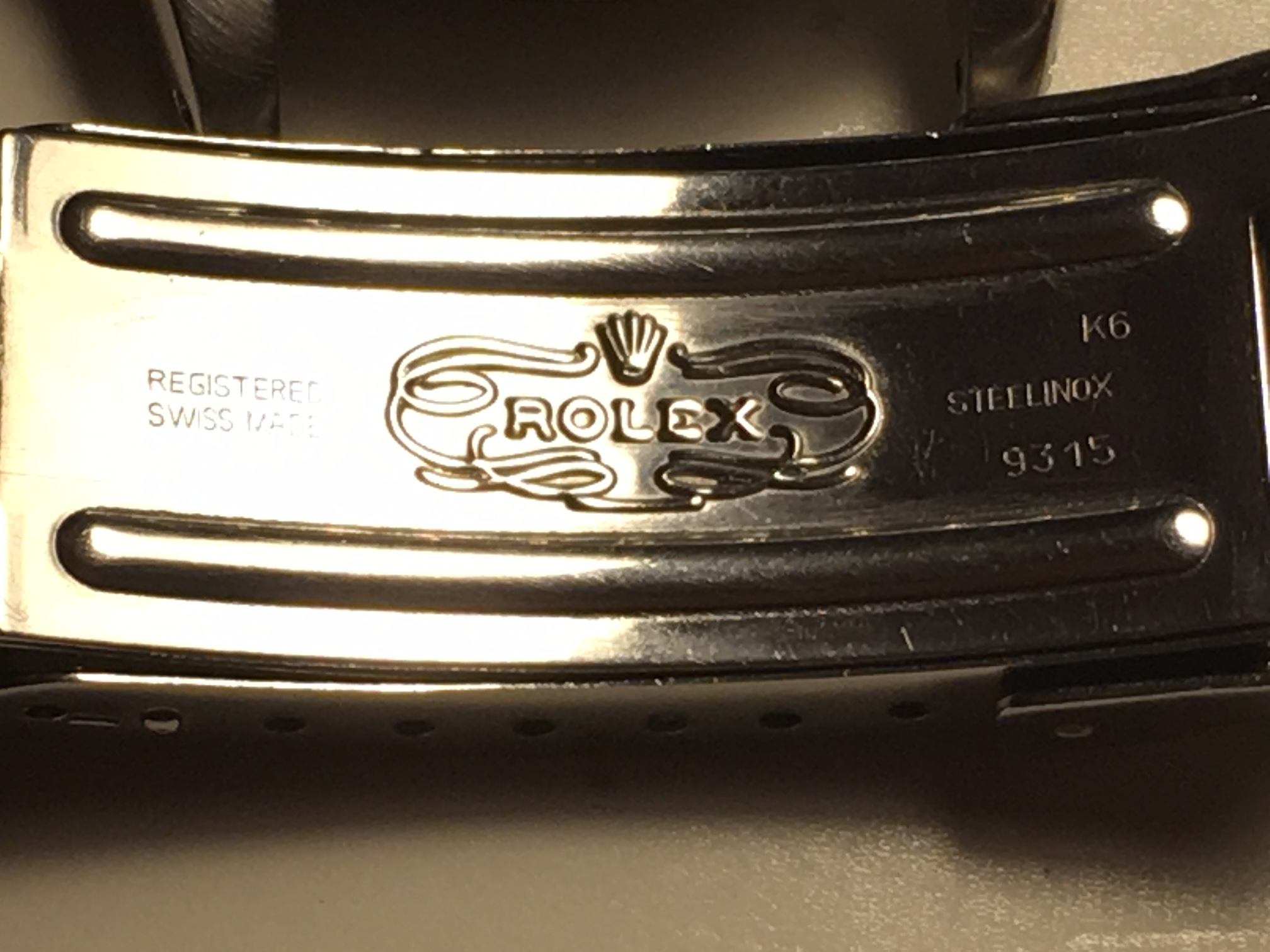 Vintage ROLEX 1680 Red - Ιδιοκατασκευές