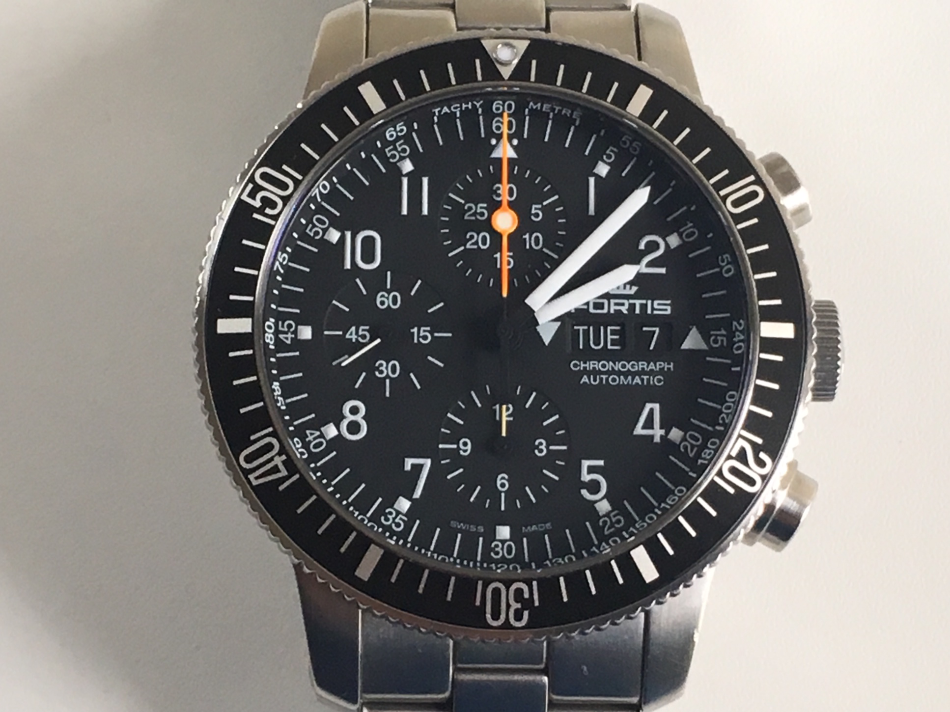 24eec5eb8a Fortis B-42 Official Cosmonauts Chronograph - Υπόλοιπες εταιρείες
