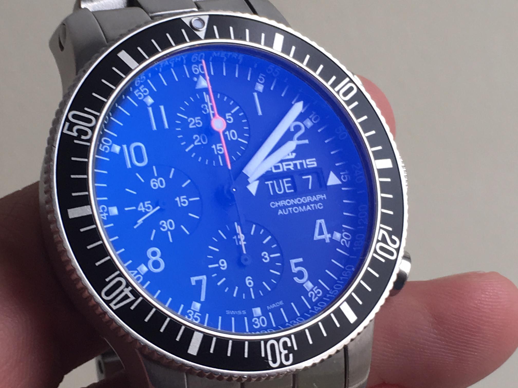 Fortis B-42 Official Cosmonauts Chronograph - Υπόλοιπες εταιρείες