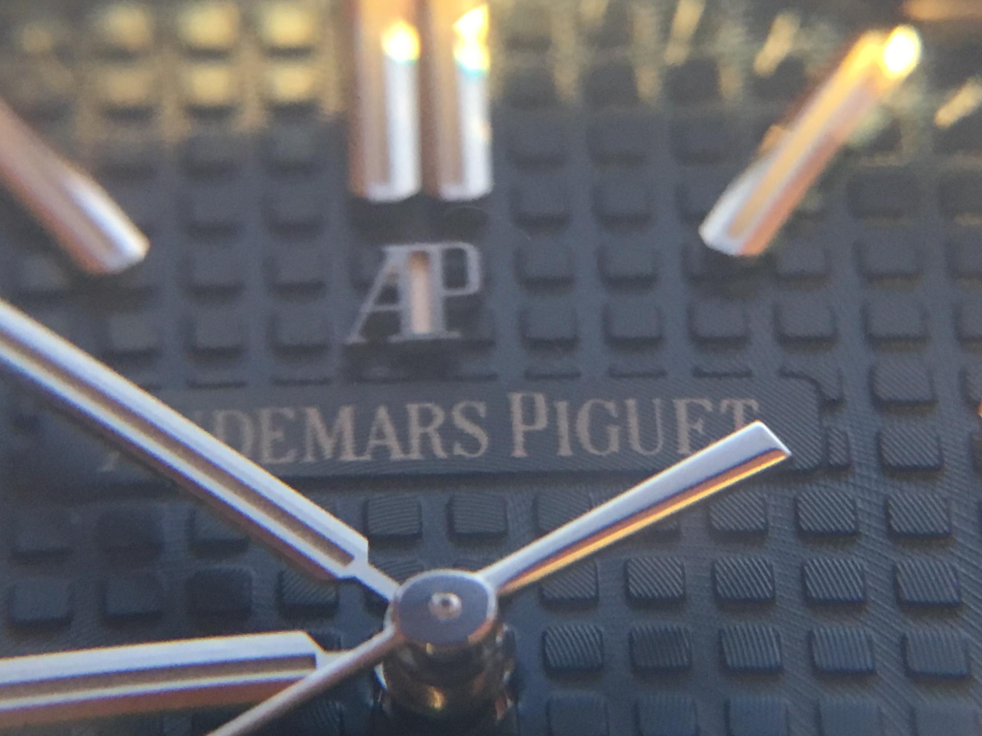 Audemars Piguet Royal Oak - Ρολόγια Replica
