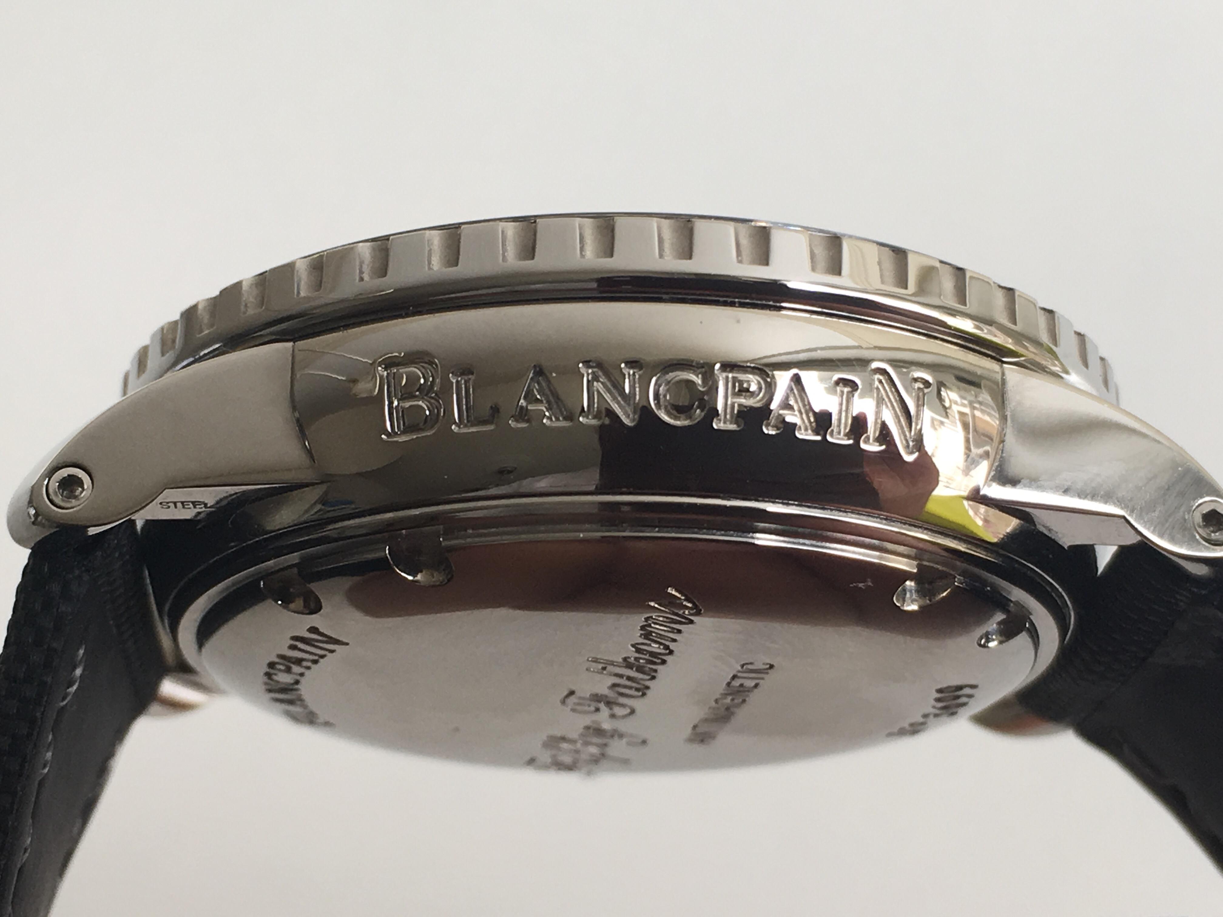 Blancpain Fifty Fathoms - Ρολόγια Replica