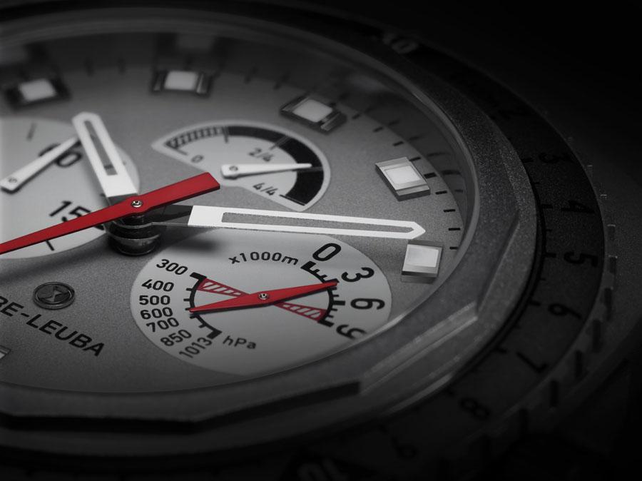 Favre-Leuba Raider Bivouac 9000 - Το πρώτο μηχανικό ορειβατικό ρολόι έως 9000 m - Υπόλοιπες εταιρείες