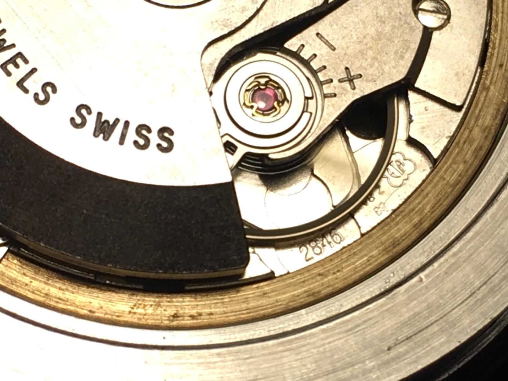 Rolex 5513 - 5514 με Pre Comex Dial - Ιδιοκατασκευές