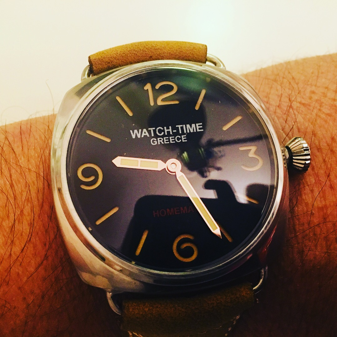 ΔΙΑΓΩΝΙΣΜΟΣ - Κερδίστε ένα HomeMade Ρολόι από το watch-time.gr - Ανακοινώσεις και λειτουργία του φόρουμ